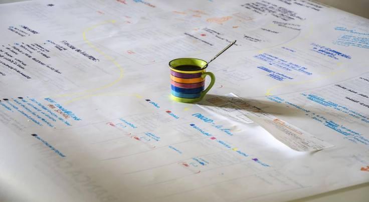 progetto e caffe