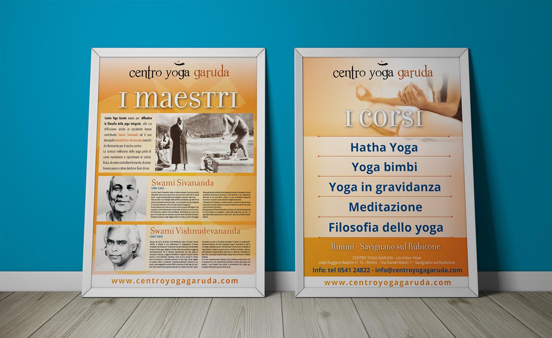AV manifesti yoga fiera