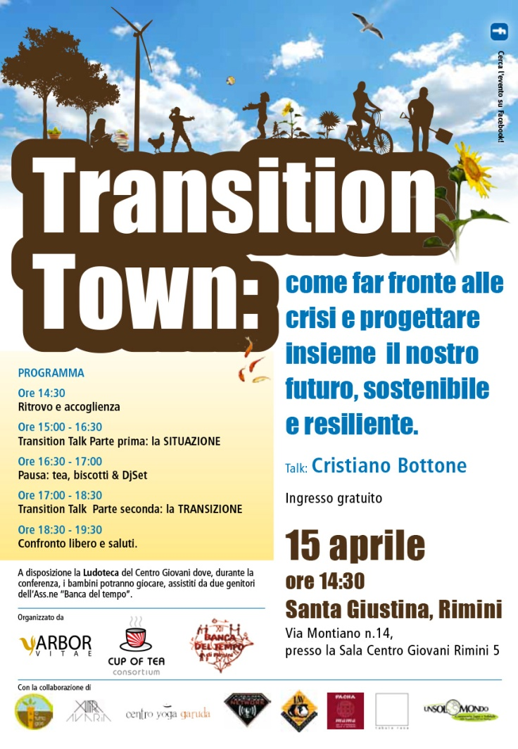 Transition Town bassaris