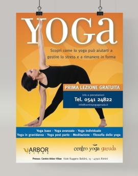 Yoga prima lezione