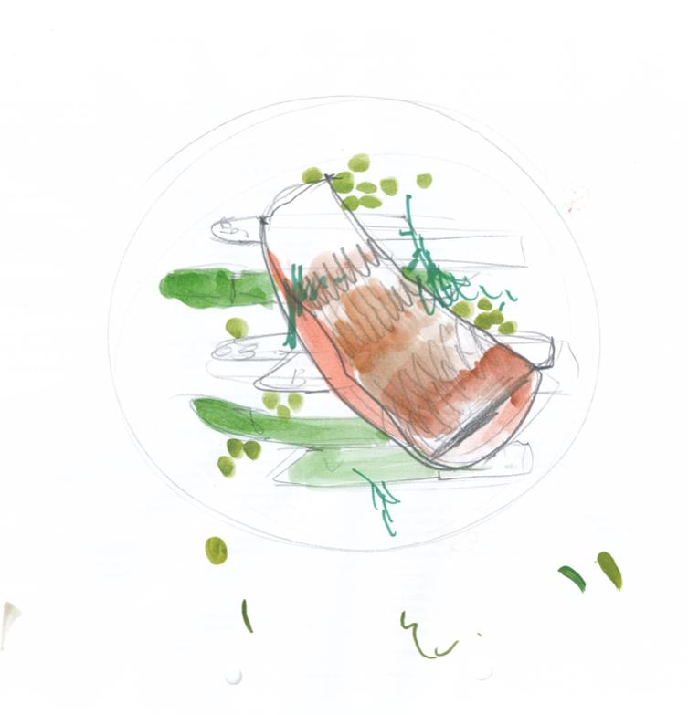 Salmone asparagi piselli Carbon_0812_4